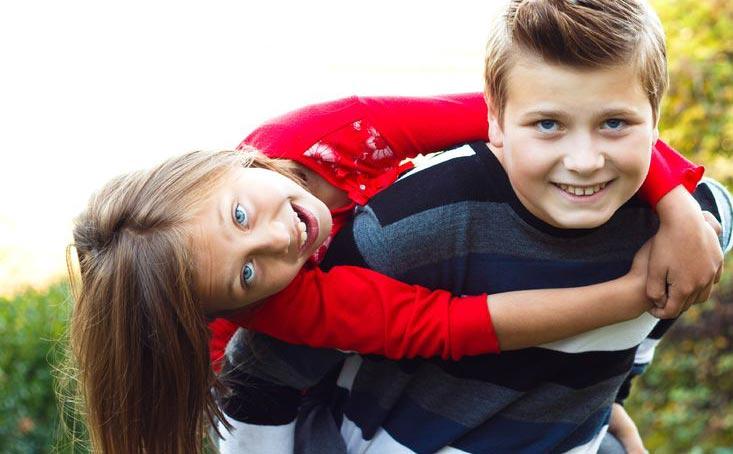 להורים תפקיד חשוב ביצירת קשר טוב בין האחים